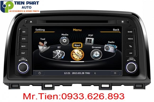 Màn Hình DVD winca s160 Chạy Android Cho Mazda Cx-5