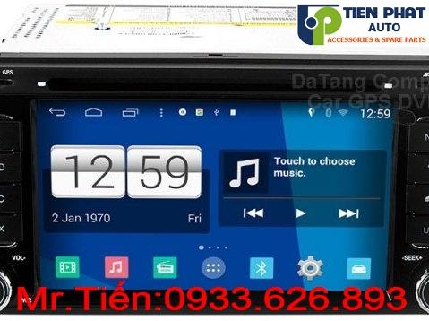Màn Hình DVD winca s160 Chạy Android Cho Toyota Yaris