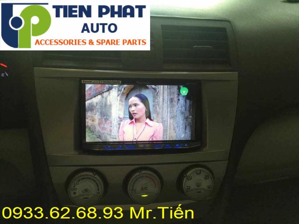 Màn Hình DVD Zin Cho Toyota Camry 3.5Q Đời 2012 Tại Tp.Hcm