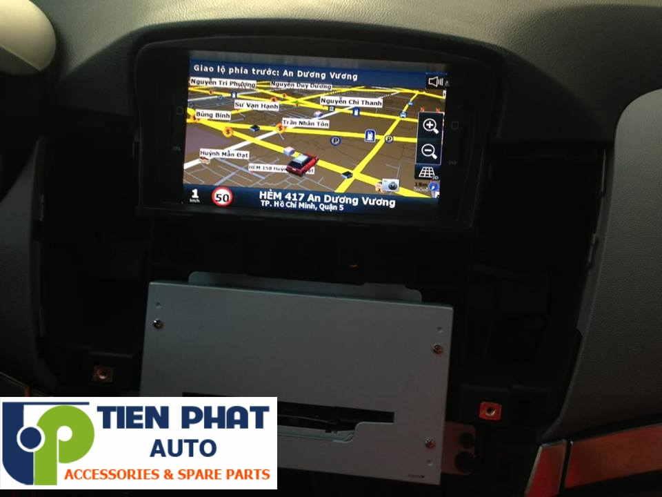 Màn Hình DVD Zin Theo Xe Cho Chevrolet Cruze LTZ Đời 2012 Tại Tp.Hcm