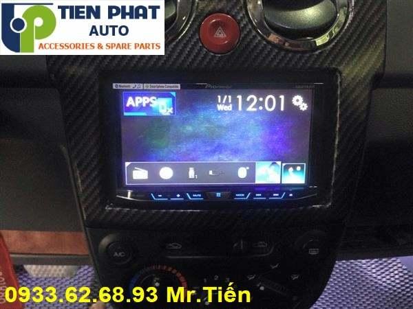 Màn Hình DVD Zin Theo Xe Cho Chevrolet Spark Đời 2012 Tại Tp.Hcm