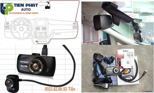 Nơi Lắp Camera hành Trình Cho Xe Mitsubishi PajeroSport Tại Tp.Hcm