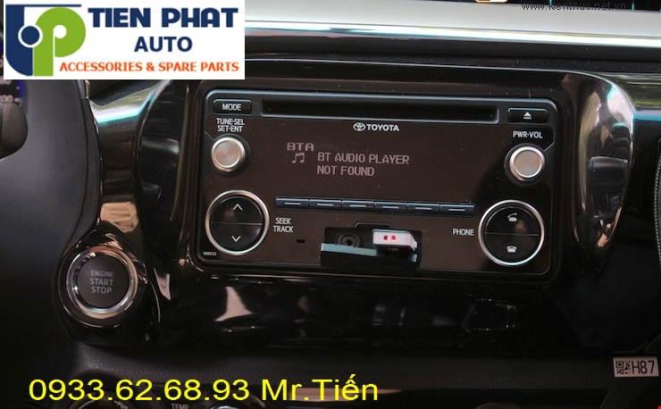 Sửa Chữa Màn Hình Cảm Ứng DVD,CD Ô Tô Cho Xe Toyota Hilux Tại Tp.Hcm